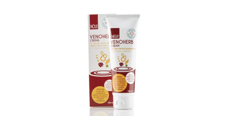 Crema Venoherb